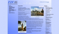 Bild Webseite Franke Frankfurt