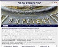 Bild Webseite Tergau Nürnberg