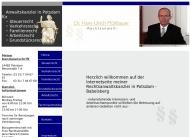 Bild Rechtsanwalt Dr. Hans-Ulrich Mühlbauer