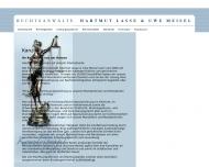 Bild Webseite  Querfurt