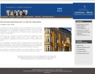 Bild Webseite Baumert Friedhelm Berlin