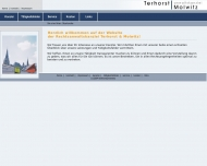 Bild Webseite Terhorst Rufus Rechtsanwalt Aachen