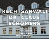 Website Schömers Dr. Claus