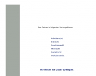 Bild Webseite Klamm Peter u. Dangl Thomas Rechtsanwälte Neuhofen