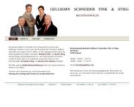 Bild Rechtsanwälte Gellhorn Schneider Fink & Stieg