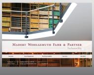 Bild Madert, Wohlgemuth, Fahr & Partner Rechtsanwälte