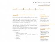 Bild Webseite Schmitz Rechtsanwälte , Beger-Schmitz Maria u. Bernhard Frankfurt