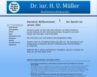 Bild Rechtsanwälte Müller II H.U. Dr. , Rechtsanwälte Dr. H.U. Müller II & Kollegen