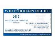 Bild Mecke , Bastkowski , Donnepp Rechtsanwälte und Notarin