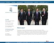 Bild Webseite Rawert Peter Prof. Dr. Notar Hamburg