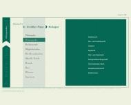 Website Kreidler-Pleus Daniela Dr. , Lomen Heinz , Muschalle Anette