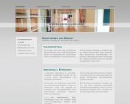 Website Rechtsanwälte Schöfer & Kollegen