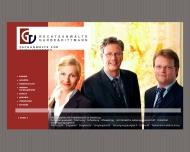Bild Webseite Garbe & Dittmann Fachanwälte für Familienrecht Hamburg