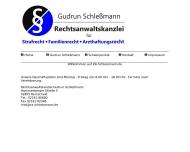 Bild Schleßmann Gudrun Rechtsanwältin