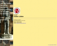 Bild Rechtsanwalt Volker Lübke