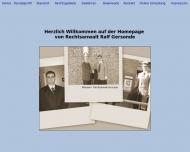 Bild Webseite  Barsbüttel