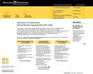 Bild Webseite Detten Dirk München