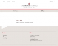 Website Erste NIKLOT Beteiligungsgesellschaft