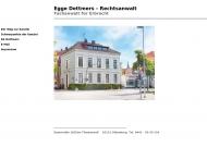 Bild Rechtsanwalt Dettmers, Egge