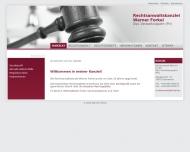 Website Forkel Werner