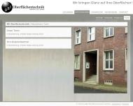 Website BBI Oberflächentechnik