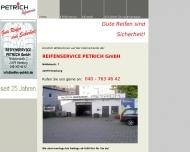 Bild Reifen-Service Petrich GmbH