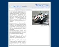 Bild Webseite Tune-Up Motorrad u. Reifenservice Inh. Patrick Gelbarth Darmstadt