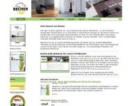Bild Becher GmbH & Co. KG Holzgroßhandlung