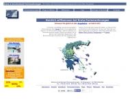 Website Kreta-Ferienwohnungen A. Damianof