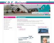Bild K.D.E. Reisen Omnibusbetrieb GmbH