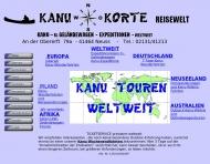Bild Kanu- u. Geländewagen-Expeditionen-Weltweit Inh. Reinhold Korte Reiseveranstalter