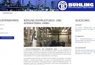 Bild Böhling Rohrleitungs- und Apparatebau GmbH