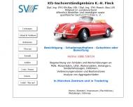 Bild Webseite Fleck K.-H. Dipl.-Ing. München
