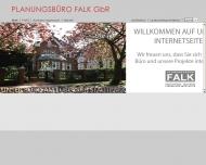 Bild Falk Planungsbüro GbR Architekten, Landschaftsarchitektin, Sachverständiger