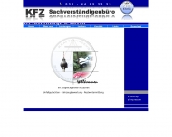 Bild Webseite Kohlruss Michael KFZ-Sachverständiger Berlin