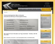 Bild Webseite Linkowitz Björn Berlin