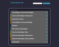 Bild Webseite Zimmermann Dipl.-Ing. KFZ-Sachverständigenbüro Dresden