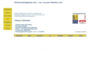 Website Presch Klaus Dipl.-Ing. KFZ-Sachverständigenbüro