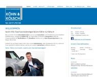 Bild Sachverständigenbüro Köhn & Kölsch GmbH
