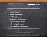Bild Studio A. Design-Atelier für grafische Werbekonzeptionen GmbH Werbeagentur