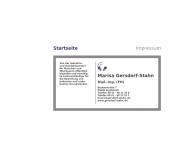 Bild Gersdorf-Stahn Dipl.-Ing. (FH) Sachverständige für bebaute u. unbebaute Grundstücke
