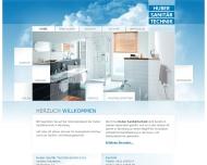 Bild Huber Sanitär Technik Sanitäre Installationen GmbH u. Co.
