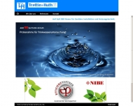 Bild Webseite Trettin & Huth & Partner Sylt-Ost