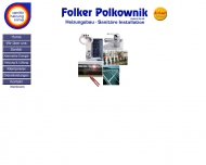 Bild Folker Polkownik Heizungsbau und Sanitäre Installation GmbH