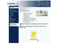 Bernd Lehmler GmbH Heizung Sanit?r - 56412 Welschneudorf