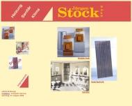 Bild Webseite Stock Sanitär- u. Heizungsbau Dortmund