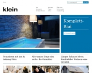 Bild Klein Heizungs- Klempner- u. Sanitäranlagen GmbH