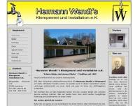 Bild Hermann Wendt's Klempnerei und Installation e. K.