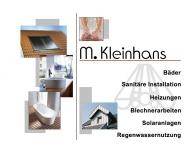 Bild Kleinhans Martin Blechnerei Sanitär - Solar