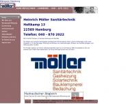 Bild Heinrich Möller Sanitärtechnik e.K., Inh. Heinrich Möller